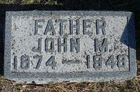 FREDRICKSON, JOHN MILTON - Madison County, Iowa   JOHN MILTON FREDRICKSON