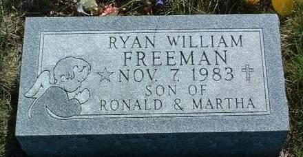 FREEMAN, RYAN WILLIAM - Madison County, Iowa | RYAN WILLIAM FREEMAN