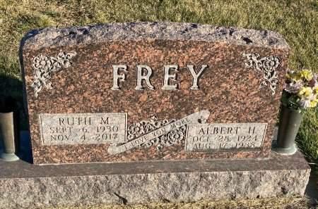 FREY, RUTH MARIE - Madison County, Iowa | RUTH MARIE FREY