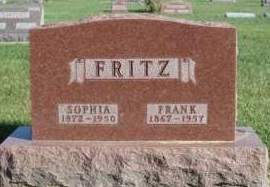 FRITZ, FRANK L. - Madison County, Iowa | FRANK L. FRITZ