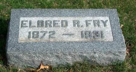 FRY, ELDRED ROPER (ED) - Madison County, Iowa | ELDRED ROPER (ED) FRY