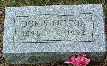 FULTON, DORIS FERN - Madison County, Iowa | DORIS FERN FULTON