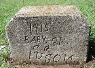 FUSON, INFANT - Madison County, Iowa | INFANT FUSON