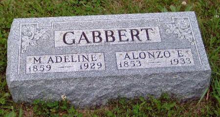 GABBERT, ALONZO EDGAR