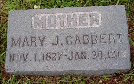 GABBERT, MARY JANE - Madison County, Iowa | MARY JANE GABBERT