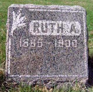 GABBERT, RUTH ANN - Madison County, Iowa | RUTH ANN GABBERT