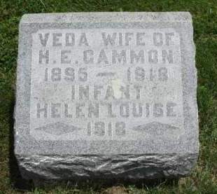 GAMMON, VELDA Z. - Madison County, Iowa | VELDA Z. GAMMON