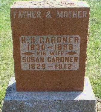GARDNER, HENRY HARRISON (HARRY) - Madison County, Iowa | HENRY HARRISON (HARRY) GARDNER