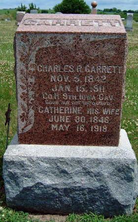 GARRETT, CATHERINE - Madison County, Iowa | CATHERINE GARRETT
