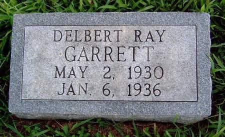 GARRETT, DELBERT RAY - Madison County, Iowa   DELBERT RAY GARRETT