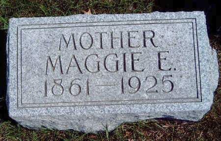 HODSON GARRETT, MARGARET EMMA (MAGGIE) - Madison County, Iowa | MARGARET EMMA (MAGGIE) HODSON GARRETT
