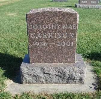 GARRISON, DOROTHY MAE - Madison County, Iowa | DOROTHY MAE GARRISON