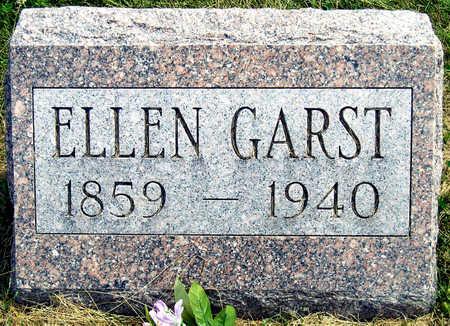 GARST, MARY ELLEN - Madison County, Iowa | MARY ELLEN GARST