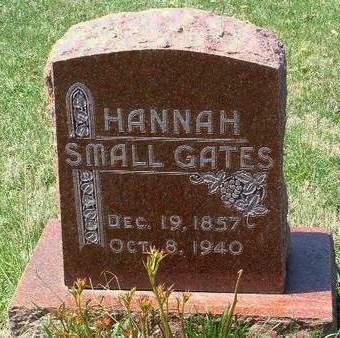 GATES, HANNAH - Madison County, Iowa | HANNAH GATES