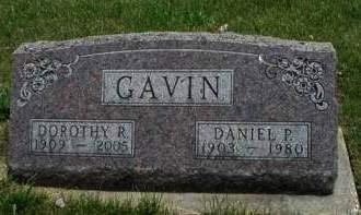 GAVIN, DANIEL P. - Madison County, Iowa | DANIEL P. GAVIN