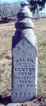 GENTRY, RALPH - Madison County, Iowa | RALPH GENTRY