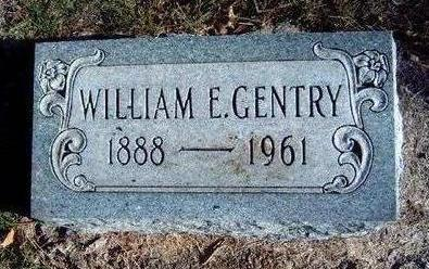 GENTRY, WILLIAM E. - Madison County, Iowa | WILLIAM E. GENTRY