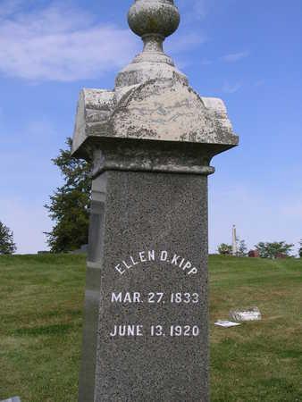 GEORGE, ELLEN DELIA - Madison County, Iowa   ELLEN DELIA GEORGE