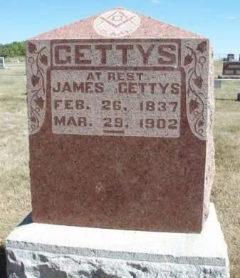 GETTYS, JAMES - Madison County, Iowa | JAMES GETTYS
