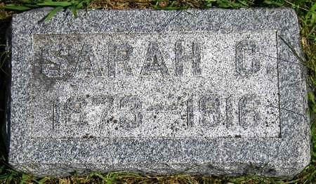 GIFFORD, SARAH CHARITY - Madison County, Iowa | SARAH CHARITY GIFFORD