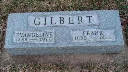GILBERT, JOHN FRANK - Madison County, Iowa | JOHN FRANK GILBERT
