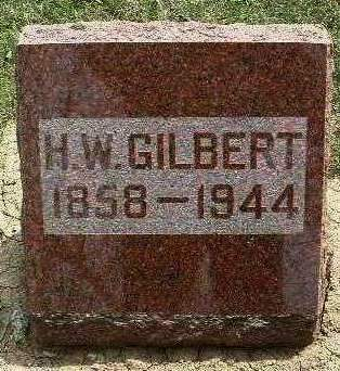 GILBERT, HARRIS WILLIAM - Madison County, Iowa | HARRIS WILLIAM GILBERT