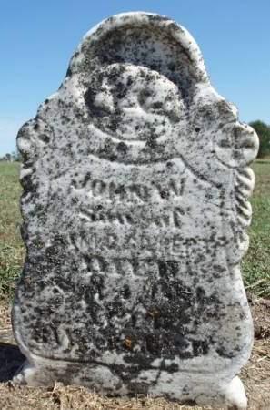 GILBERT, JOHN W. - Madison County, Iowa   JOHN W. GILBERT