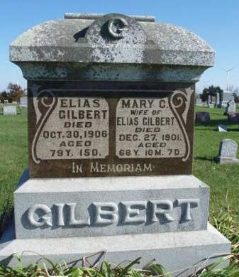 GILBERT, MARY CATHERINE - Madison County, Iowa | MARY CATHERINE GILBERT