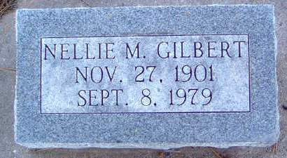 GATTENBY GILBERT, NELLIE MARIE - Madison County, Iowa | NELLIE MARIE GATTENBY GILBERT