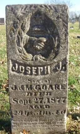 GOARE, JOSEPH J. - Madison County, Iowa | JOSEPH J. GOARE