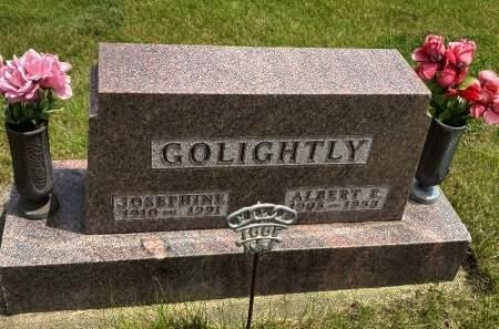 GOLIGHTLY, JOSEPHINE ELLIOTT - Madison County, Iowa | JOSEPHINE ELLIOTT GOLIGHTLY