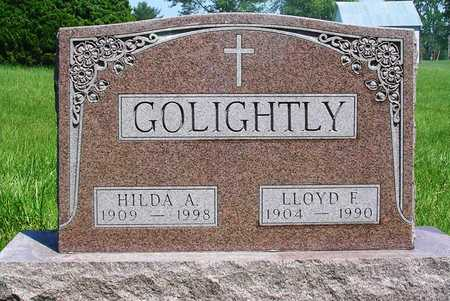 GOLIGHTLY, LLOYD FRANCIS - Madison County, Iowa | LLOYD FRANCIS GOLIGHTLY