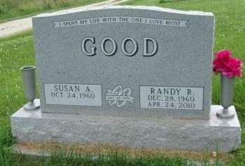 GOOD, SUSAN ANNETTE - Madison County, Iowa   SUSAN ANNETTE GOOD