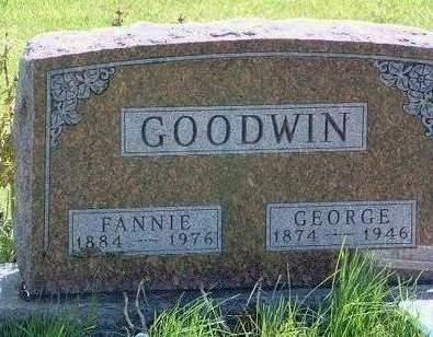 GOODWIN, GEORGE WASHINGTON - Madison County, Iowa | GEORGE WASHINGTON GOODWIN