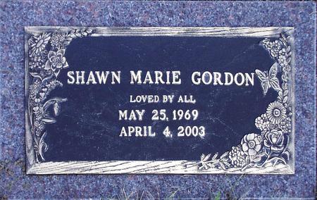 GORDON, SHAWN MARIE - Madison County, Iowa | SHAWN MARIE GORDON