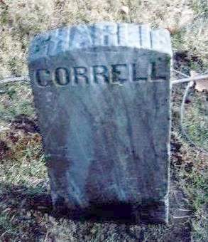 GORRELL, CHARLES D. - Madison County, Iowa | CHARLES D. GORRELL