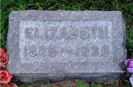 GOWIN, SARAH ELIZABETH - Madison County, Iowa | SARAH ELIZABETH GOWIN