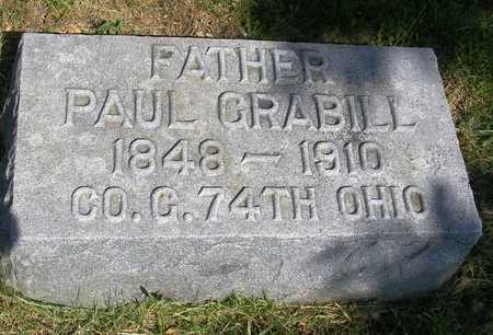 GRABILL, PAUL - Madison County, Iowa | PAUL GRABILL