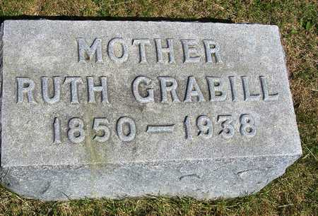 GRABILL, RUTH ANN - Madison County, Iowa | RUTH ANN GRABILL