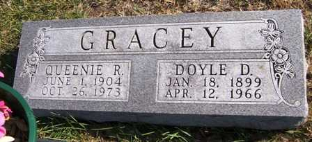GRACEY, DOYLE DEWEY - Madison County, Iowa | DOYLE DEWEY GRACEY