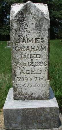 GRAHAM, JAMES - Madison County, Iowa | JAMES GRAHAM