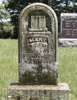 GRAHAM, MARY - Madison County, Iowa | MARY GRAHAM