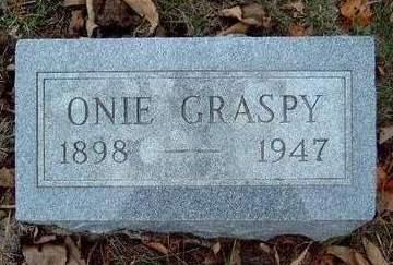 GRASPY, ONA PEARL