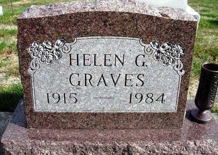 GRAVES, HELEN GERTRUDE - Madison County, Iowa   HELEN GERTRUDE GRAVES