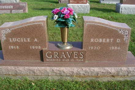GRAVES, ROBERT DAIL - Madison County, Iowa | ROBERT DAIL GRAVES