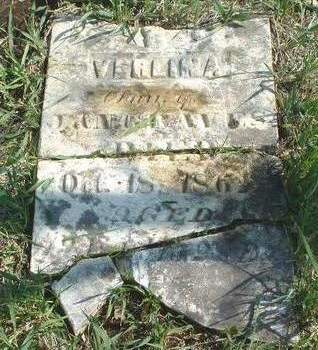 GRAVES, VERLINA - Madison County, Iowa | VERLINA GRAVES