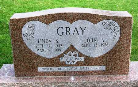 GRAY, LINDA SUE - Madison County, Iowa | LINDA SUE GRAY