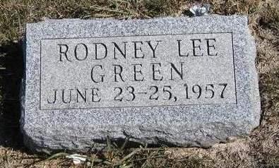 GREEN, RODNEY LEE - Madison County, Iowa | RODNEY LEE GREEN