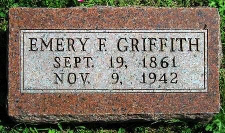 GRIFFITH, EMERY FREMONT - Madison County, Iowa | EMERY FREMONT GRIFFITH