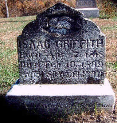GRIFFITH, ISAAC - Madison County, Iowa | ISAAC GRIFFITH